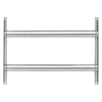 ABUS Expandable Window Grille 700mm - 1050mm W x 450 mm H(new product)