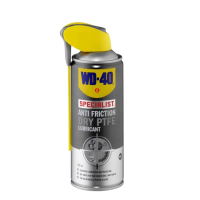 WD-40 Specialist Anti Friction Dry PTFE Lubricant 44394