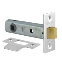 Legge 3722 & 3724 Tubular Latch 79mm NP Bagged With Slot