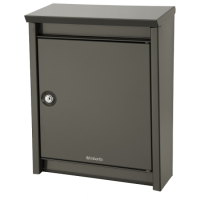 BRABANTIA B110 Post Box Anthracite (discontinued by Mfr.)