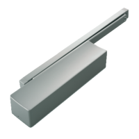 BRITON 2720BD Size 2-5 Overhead Side Channel Door Closer 2720BD SES - Pull