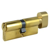 Legge 803 Euro Key & Turn Cylinder 70mm 35/T35 (30/10/T30) KD PB (discontinued by Mfr.)