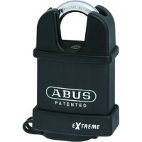 ABUS 83WP Series Weatherproof Steel Closed Shackle Padlock 56.5mm KA (2745) 83WPCS/53 Boxed