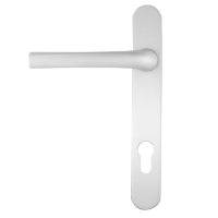 AVOCET Pioneer Plus Lever/Lever Furniture - 211mm Fixings White