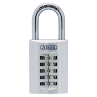 ABUS 183AL/45 Weather Resistant Combination Padlock 47mm Visi