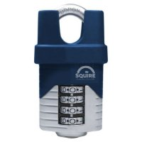 SQUIRE Vulcan Closed Shackle Combination Padlock 40mm