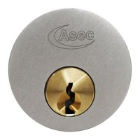 ASEC Vital 6 Pin Screw In Cylinder Single - Keyed To Differ