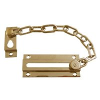 Hiatt 724 & 725 Door Chain PB Visi