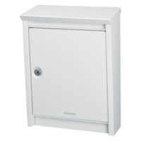 BRABANTIA B110 Post Box White (discontinued by Mfr.)