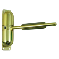 ASTRA DOOR Gibcloser Spring Action Door Closer PB