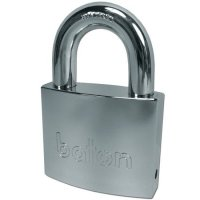 BATON LOCK 6020 Series Open Shackle Brass Padlock With Disc Mechanism 40mm KD