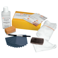 SCHUERING UPVC Sanding & Polishing Kit White