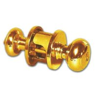 Weiser NA350 Troy Entrance Knobset PB KD Boxed (discontinued by Mfr.)