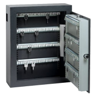 CHUBBSAFES Epsilon Secure Key Cabinet 1K - 500mm X 400mm x 130 (88 Key) (discontinued by Mfr.)