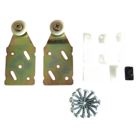 HENDERSON Fixing Kit To Suit Double Top Double Track Sliding Door Gear 1 Door Fitting Pack