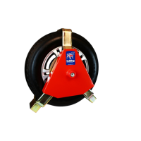 BULLDOG Centaur Heavy Duty Wheel Clamp - Adjustable Width CA2000C - Suits Wheel Diameter Max: 760mm Min: 640mm