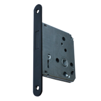 BONAITI SERRATURE DIN Standard Magnetic Latch Black