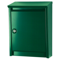 DAD Decayeux D110 Series Post Box Green