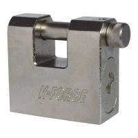 BATON LOCK K Force Sliding Shackle Padlock 66mm - KD - Boxed