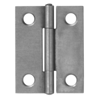 CROMPTON 1838 Light Pattern Steel Hinge 50mm