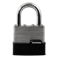 DEFENDER Laminated Padlock 50mm
