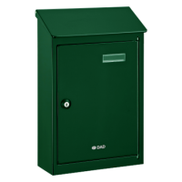 DAD Decayeux Country 4 Post Box Green