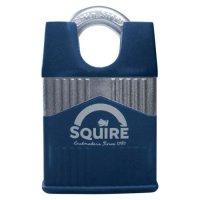 SQUIRE Warrior Closed Shackle Padlock Key Locking 45mm