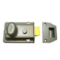 ASEC Traditional Non-Deadlocking Nightlatch 60mm GRN Case Only Boxed