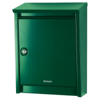 BRABANTIA B110 Post Box Green (discontinued by Mfr.)