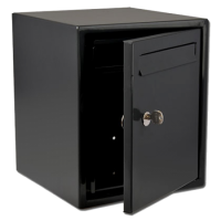 DAD Decayeux DAD009 Secured By Design Post Box Black