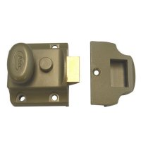ASEC Traditional Non-Deadlocking Nightlatch 40mm GRN Case Only Boxed