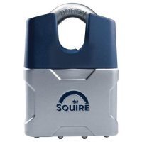 SQUIRE Vulcan Closed Boron Shackle Padlock Key Locking 45mm
