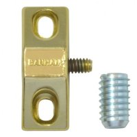 Banham W106 Casement Window Lock GOLD Bagged