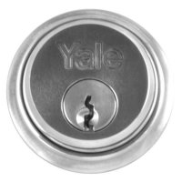 YALE 1122 Screw-In Cylinder SC KD Single Boxed