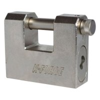 BATON LOCK K Force Sliding Shackle Padlock 75mm - KD - Boxed