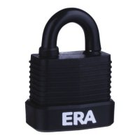 ERA Weather Proof Laminated Padlock 45mm (discontinued by Mfr.)