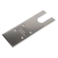 DORMAKABA Cover Plate To Suit BTS75R Stainless Steel