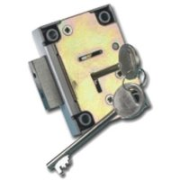 WALSALL LOCKS `ACE` S1311 7 Lever Safe Lock Key Retaining