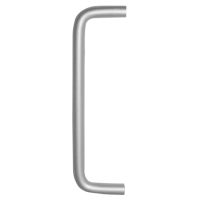 DORTREND 502 `D` Cupboard Handle 150mm SAA