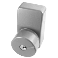 EXIDOR 298SE Knob Operated Outside Access Device SE (discontinued by Mfr.)