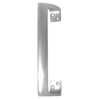 DORTREND 5151 Front Fix Cranked Pull Handle 225mm SAA