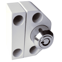 CARDEA Door & Window Grille Lock Keyed to Differ