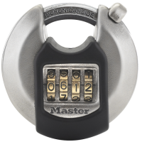 MASTER LOCK Excell Discus Combination Padlock 70mm