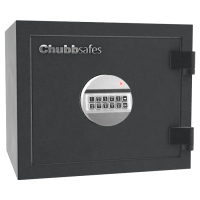 CHUBBSAFES Home Safe S2 30P Burglary & Fire Resistant Safes 10 EL - Electric Lock