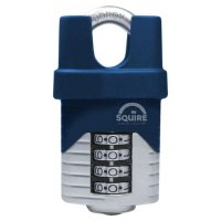 SQUIRE Vulcan Closed Shackle Combination Padlock 50mm