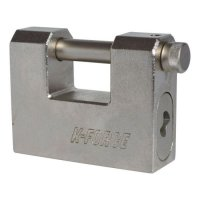 BATON LOCK K Force Sliding Shackle Padlock 85mm - KD - Boxed