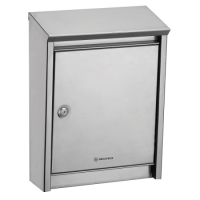 DAD Decayeux D110 Series Post Box Stainless Steel - Easy Clean