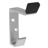 DORTREND 600SA Aluminium Hat & Coat Hook With Buffer SAA