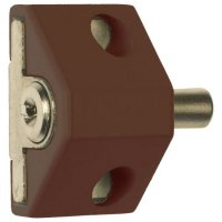 ERA 100 Patio Lock Brown Visi