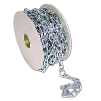 ENGLISH CHAIN 331 Brass Oval Chain 16mm CP